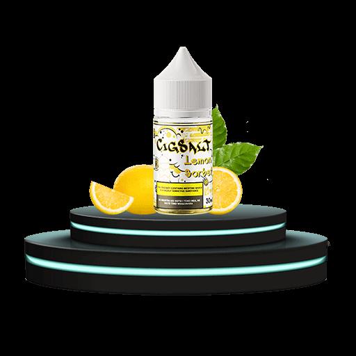 Cigsalt - Lemon Sorbet 25MG