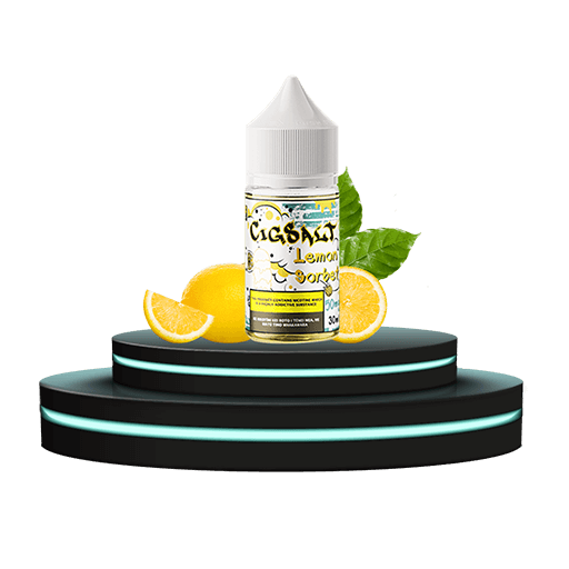 Cigsalt - Lemon Sorbet 50MG