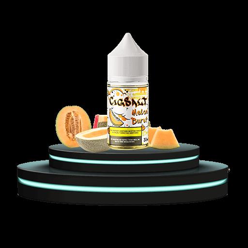 Cigsalt - Melon Burst 25MG