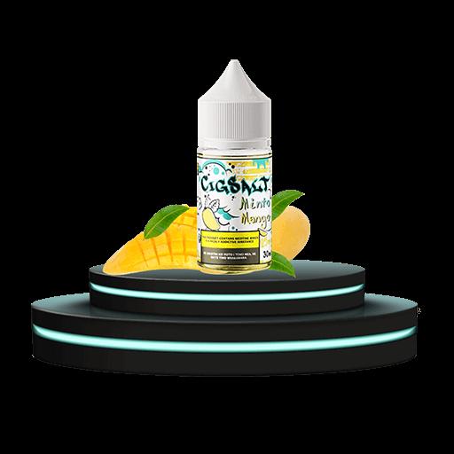 Cigsalt - Minto Mango 25MG