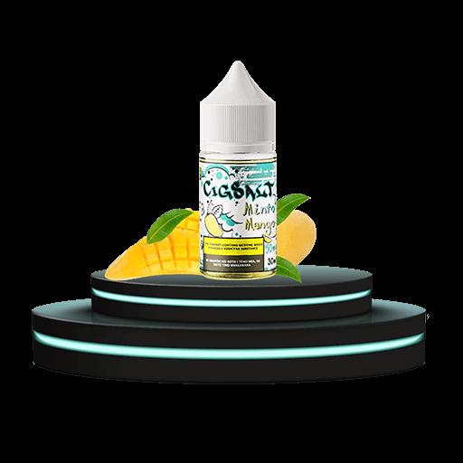 Cigsalt - Minto Mango 50MG