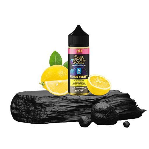 Cigsalt Subohm Salt - Lemon Sorbet 6MG