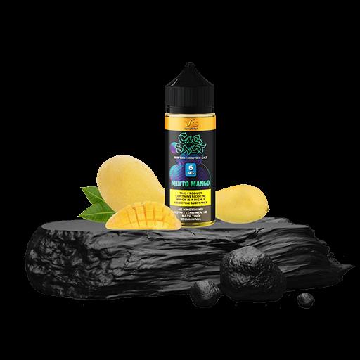 Cigsalt Subohm Salt - Minto Mango 6MG