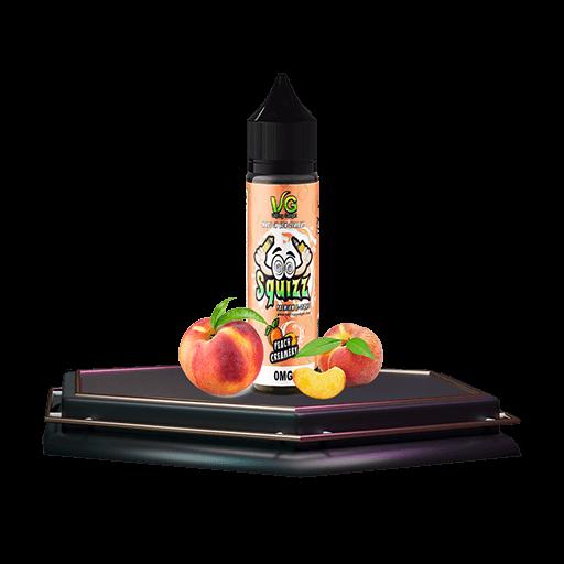 Squizz - not notified - Peach Creamery 0MG