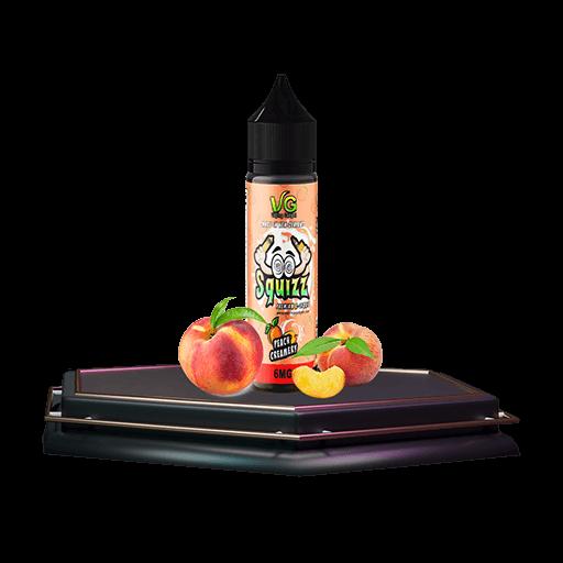 Squizz - not notified - Peach Creamery 6MG